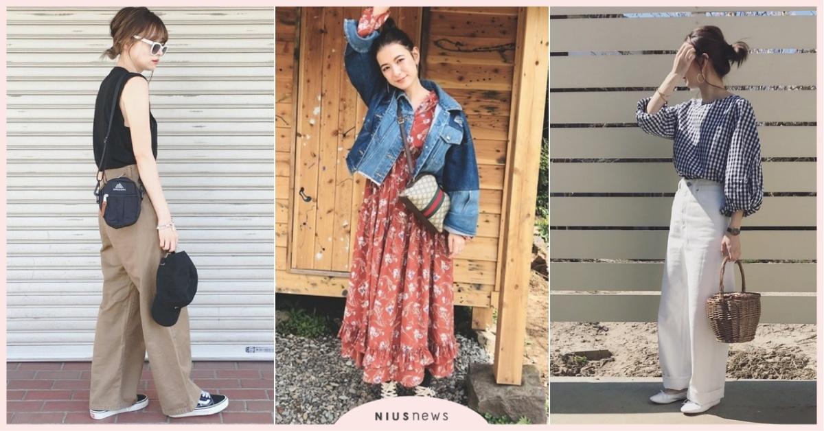小隻女孩修身術!視覺瞬間拉長到180公分的「模特兒身材」 矮個子時尚、日本穿搭、連身裙、2020夏天穿搭、