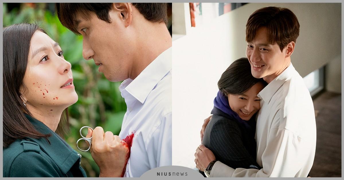 《夫婦的世界》編劇朱賢最愛名場面Top3!善雨跳海展現絕望和孤獨,決心再活一次 夫妻的世界完結篇、夫妻的世界結局、夫婦的世界完結篇、夫婦的世界結局、夫妻的世界俊英